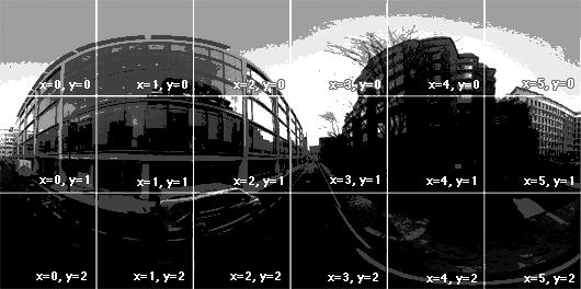street view tiles